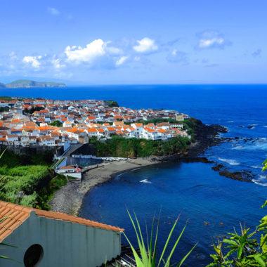 Circuit randonnées sur l'île de São Miguel (Açores)